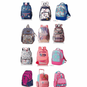 The most adorable & affordable girls backpacks of 2017 | little girls backpacks | best backpacks for girls | back to school supplies | simply-well-balanced