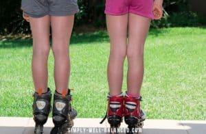 roller skate fitness