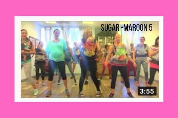 GroovaRoo Babywearing Dance workout