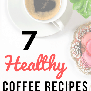 Healthy coffee recipes for busy moms | healthy pumpkin spice latte | bulletproof coffee | paleo coffee | skinny latte | simply-well-balanced.com