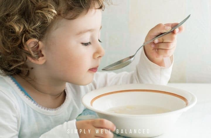 8 Quick & Kid Friendly Soup Recipes to Warm Them Up When It's Cold Outside