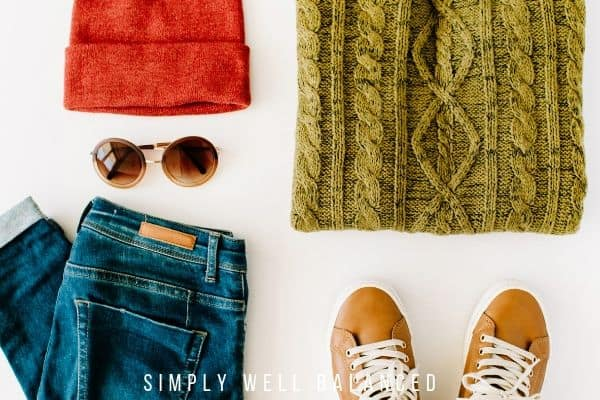 Fall Capsule Wardrobe Items