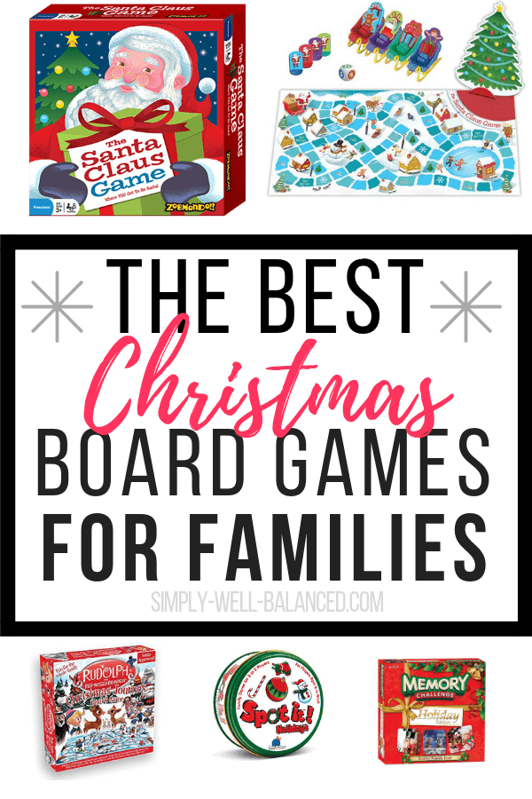 The Best Christmas Board Games for Families