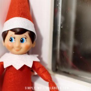 elf on the shelf hiding spots