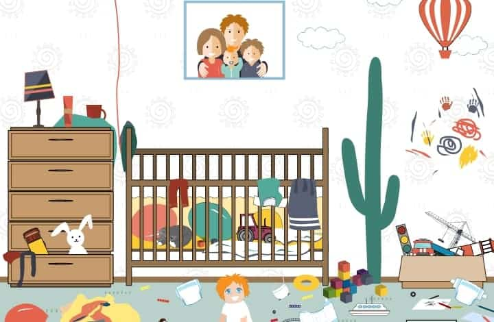 How To Control Kid Clutter; 5 Easy Strategies that Actually Work