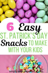 Easy St. Patrick's Day Snack Mix Recipes
