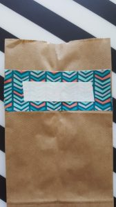 Brown Paper Road Trip Busy Bag for Toddlers