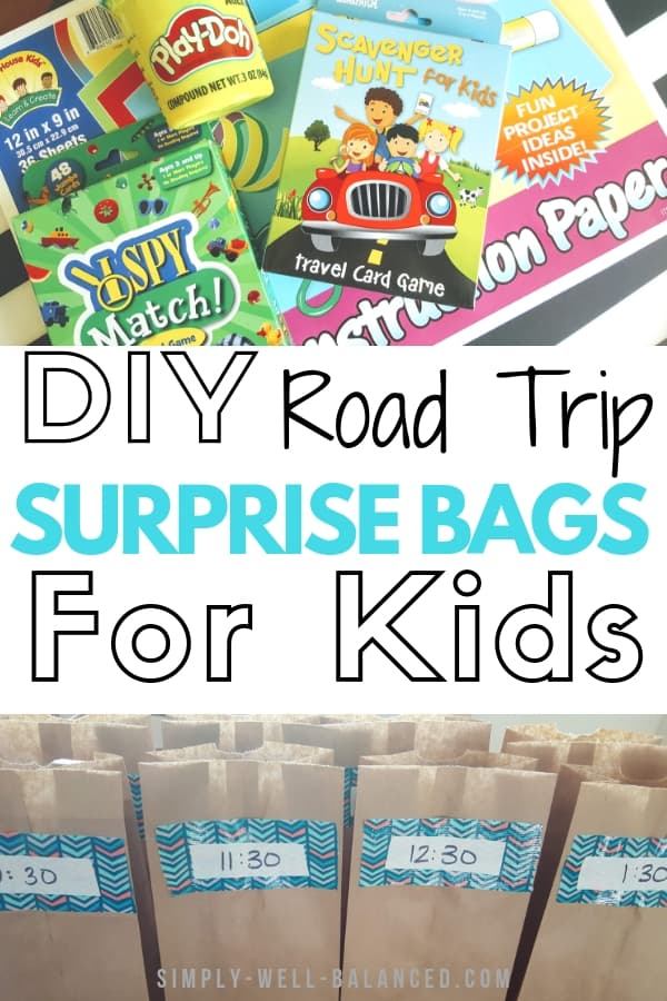 The Best Road Trip Goodie Bags for Kids