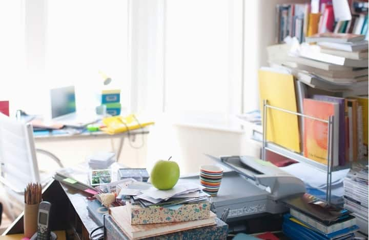 How to Declutter When You're Overwhelmed by the Mess