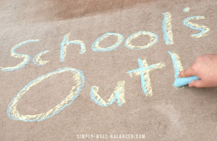 How to Celebrate the Last Day of School at Home