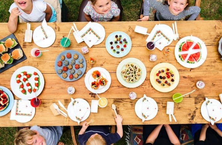 Last Day of School Breakfast Buffet