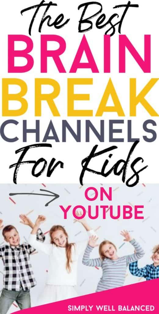 The best brain break channels on YouTube