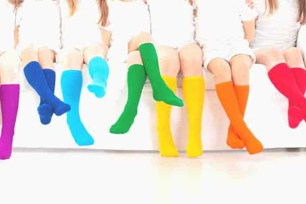 Kids Primary Socks