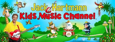 Jack Hartmann Kids Music Channel on Youtube