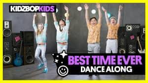 Kids Bop Kids dance along video
