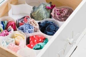 Dresser Drawer Organizer