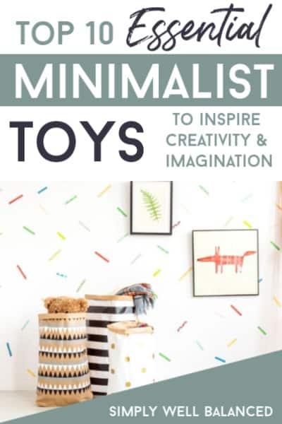 List of minimalist toys