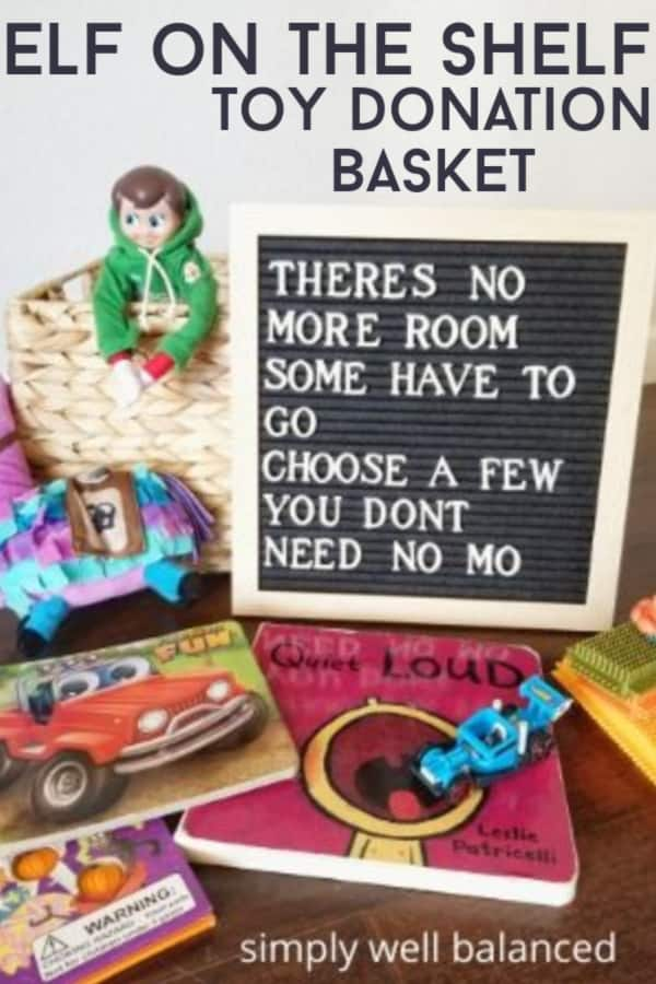 Elf on the Shelf Toy Donation