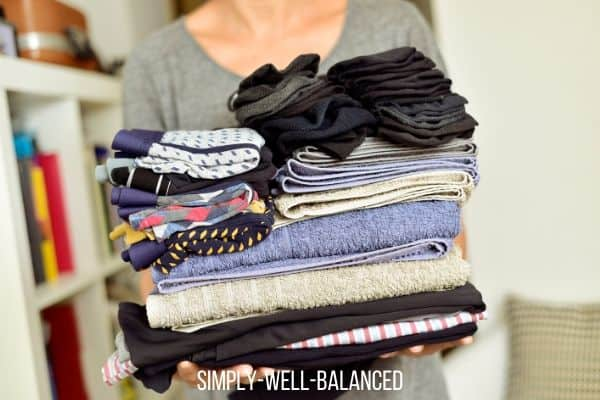 How to Declutter when your Spouse Isn't Down for It