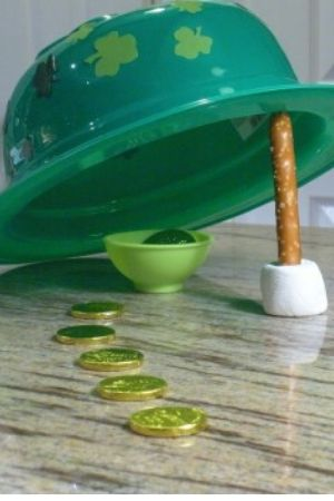 Easy Leprechaun Hat Trap