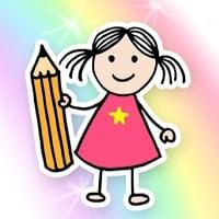 Easy Kids Drawings