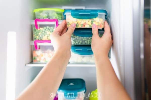 Make Ahead Freezer Meals for Moms