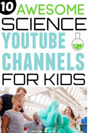 Awesome YouTube Science Channels and Videos for Kids