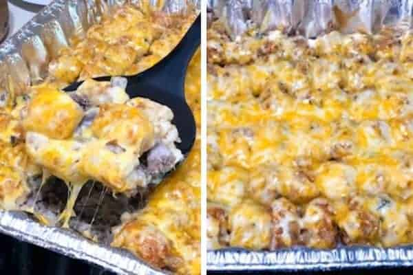 Best Tater Tot Casserole - Make Ahead Freezer Meal For Busy Moms