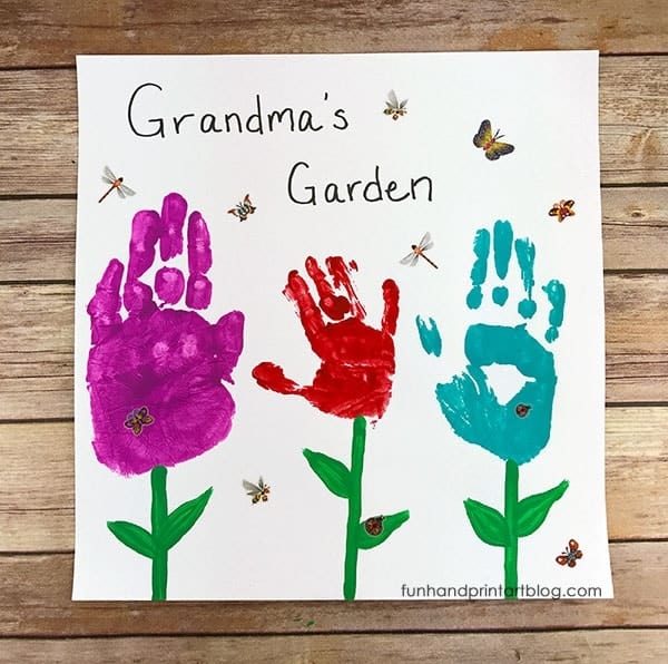 Homemade Mother S Day Gifts For Grandma Simply Well Balanced