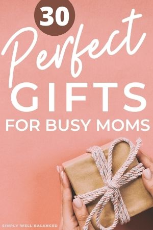 The best practical gift ideas for busy moms