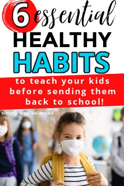 6 tips to avoid back to school germs.