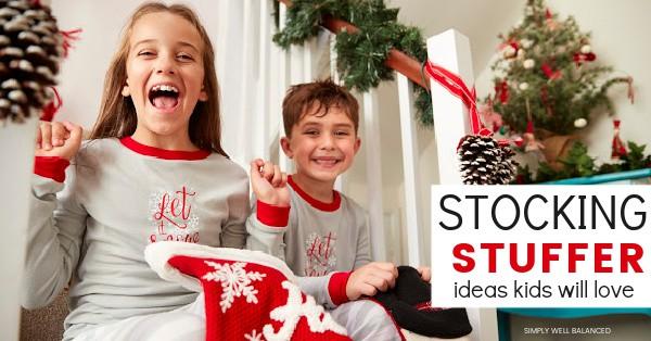 Minimalist stocking stuffers kids will love