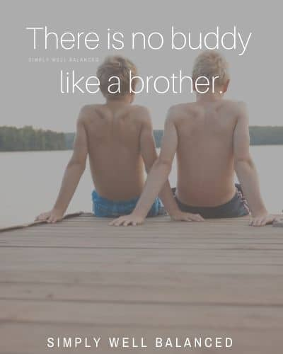 """Brother captions for Instagram 