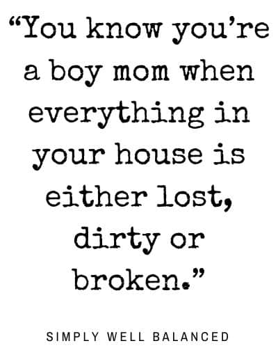 """Quotes for Boy Moms 