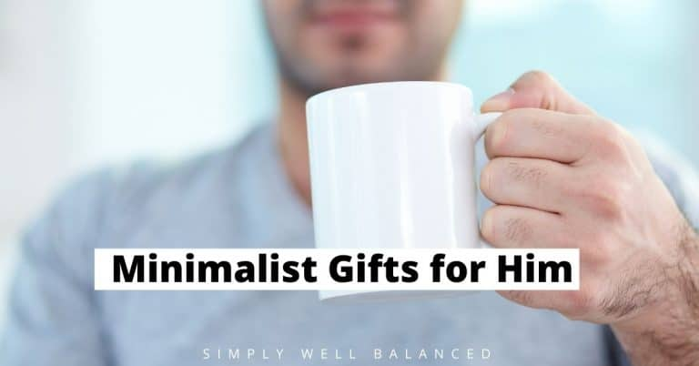 The 25 Best Minimalist Gifts for Him: 2021 Gift Guide