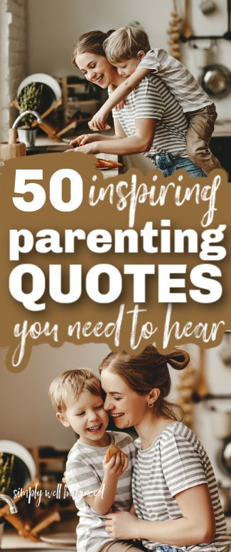 Inspiring quotes for parents