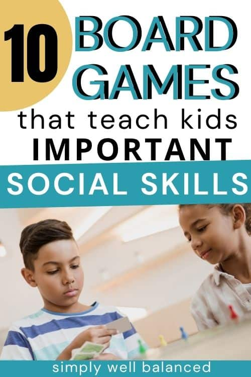 The best board games for social skills