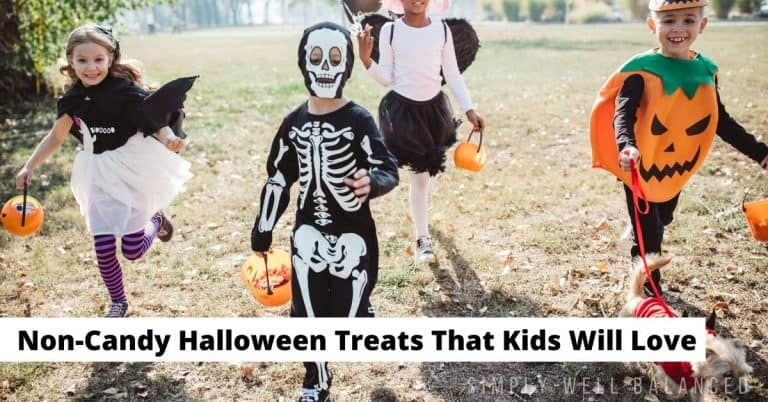 50 Non-Candy Halloween Treats for Kids: Unique Trick or Treat Alternatives (2021)